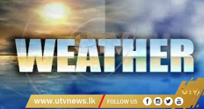 Today Weather Report | UTV News