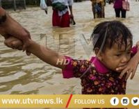 Deadly Monsoon and Flood Hits Myanmar
