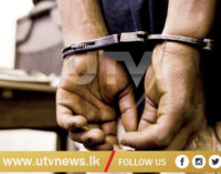 Three persons arrested for engaging in illegal fishing