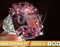 """Pink Legacy"" diamond sells for more than $50M in new world record"