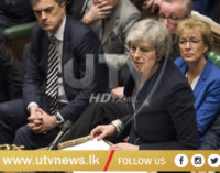 UK Parliament rejects Brexit deal, Theresa May to face no-trust vote