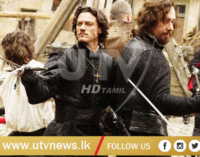 "Netflix plans modern ""Three Musketeers"" film"