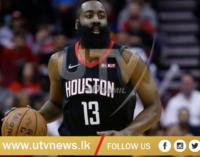 Harden sets new NBA scoring record
