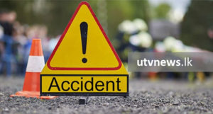 ACCIDENT UTV NEWS