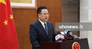 China-Ambassador-to-Sri-LAnka-UTV-NEws