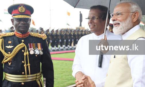 President welcomes Indian PM Narendra Modi