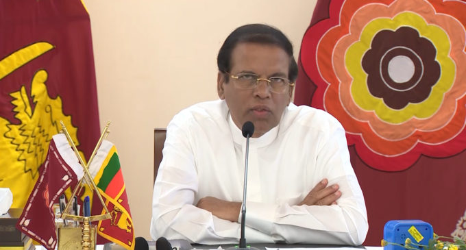 President signs death penalty for 4 convicts