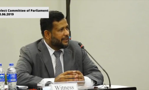 """""""No evidence against former Minister Rishad"""" – Police"""