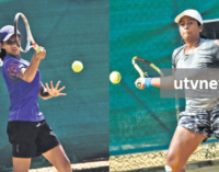 Anjalika takes on Tania in Under 18 final