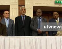 Sudan junta and civilians sign power-sharing deal