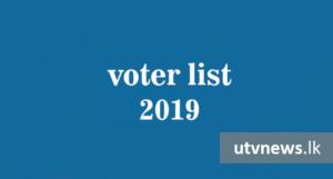 Voter-List-2019-UTV-News