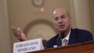Ambassador Sondland